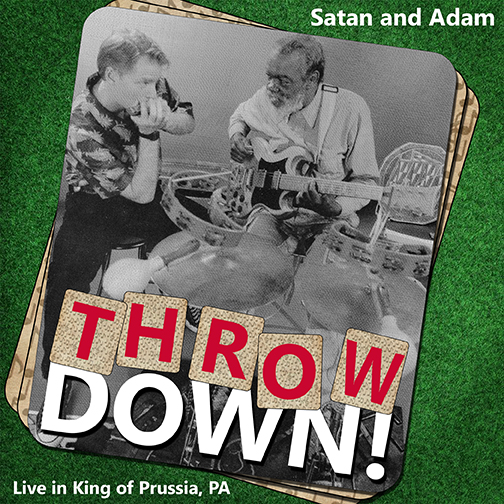 Satan and Adam, Throw Down! (mp3s)