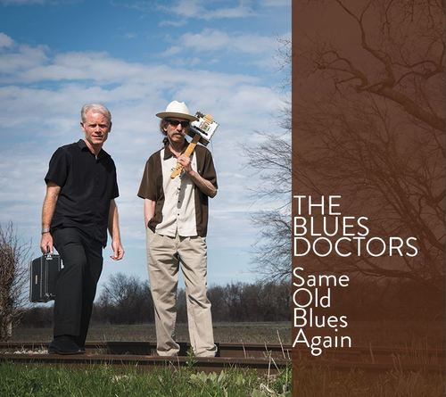 Product picture Blues Doctors - Same Old Blues Again (mp3s)