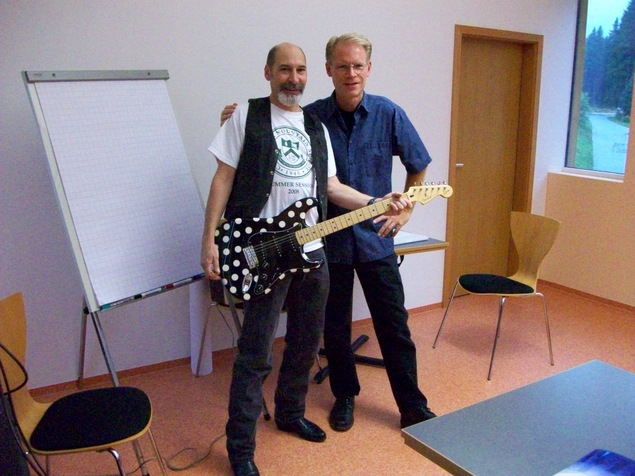 Product picture Adam Gussow and Charlie Hilbert.LIVE IN KLINGENTHAL.zip