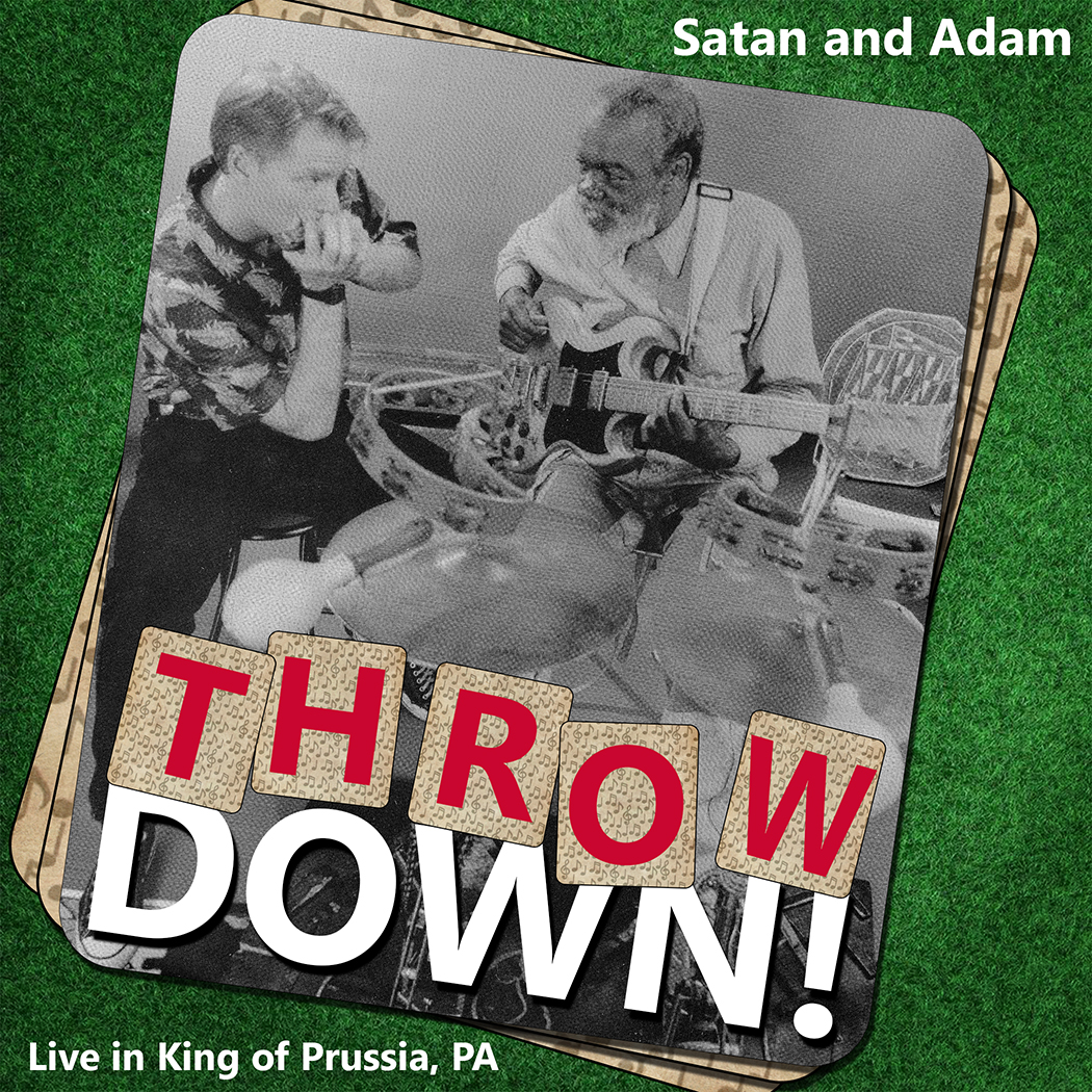 Product picture Satan and Adam, Throw Down! (mp3s)
